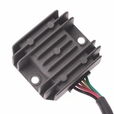 5-Pin/5-Wire Rectifier (Voltage Regulator) for 125cc-250cc GY6/QMB139 Scooter Engines
