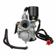 19 mm PZ19J Carburetor for  2-Stroke 50cc 1E40QMB Engines