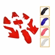 Honda CRF Style 50cc - 70cc Dirt Bike Fender & Body Panel Set (Small, Multiple Colors)