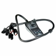 6 Key 50 Amp VSI Joystick Controller with Flying Leads