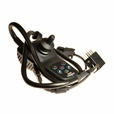 6 Key 70 Amp VSI Joystick Controller with Right Angle Connector