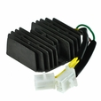 6-Wire 2-Plug Rectifier (Voltage Regulator) for 150cc Engines