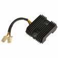 6-Wire 2-Plug Rectifier (Voltage Regulator) for 250cc Engines