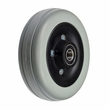 "6""x2"" Invacare-Style Urethane Caster Wheel with Offset Bearings"