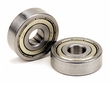6000ZZ / 6000Z Shielded Wheel Bearings (Set of 2)