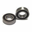 6004-2RS (6004RS) Sealed Scooter & ATV Bearings (Set of 2)