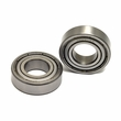 6004ZZ (6004Z) Shielded Scooter & ATV Bearings (Set of 2)