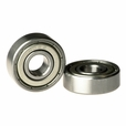 608ZZ (608Z) ABEC-5 Shielded Wheel Bearings for Mobility Scooters and Power Chairs (Set of 2)