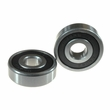 6200-2RS (6200RS) Sealed Scooter Wheel Bearings (Set of 2)