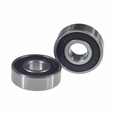 6201-2RS (6201RS) Sealed Scooter Wheel Bearings (Set of 2)