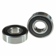 6202-1/2 2RS Sealed Mobility Scooter & Power Chair Wheel Bearings (Set of 2)