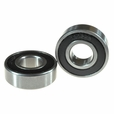 6202-2RS (6202RS) Sealed Scooter Wheel Bearings (Set of 2)