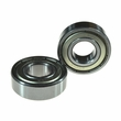6202ZZ (6202Z) Shielded Mobility Scooter & Power Chair Bearings (Set of 2)
