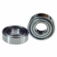 6203ZZ (6203Z) Shielded Bearings for Scooters, ATVs, Dirt Bikes, Mini Bikes, & Go Karts (Set of 2)