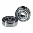 6300ZZ (6300Z) Shielded Wheel Bearings for Mobility Scooters and Power Chairs (Set of 2)