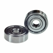 6301ZZ (6301Z) Shielded Scooter Wheel Bearings (Set of 2)
