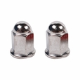 6mm Exhaust Pipe Nuts for Performance Exhausts (NCY)