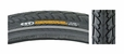 700x38 Black Hybrid Eurotour Bicycle Tire (Sunlite)