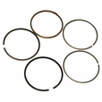 72cc Piston Ring Set for 50cc GY6 QMB139 Engine Big Bore Kits (5 Rings)
