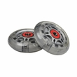 "76 mm (3"" x 1"") Light-Up Caster Wheels (Set of 2)"