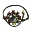 8 Coil Magneto Stator for the Baja Sun City SC150 (OEM)