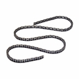 8 mm 05T Open Loop Scooter Chain - 4 Feet with Master Link