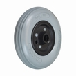 "8""x2"" (200x50) Caster Wheel with 2-1/2"" Hub and Urethane Tire"