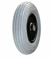 "8""x2"" (200x50) Foam-Filled Front Wheel Assembly for the Pride Rally (SC151)"
