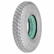 "8""x2"" (200x50) Foam-Filled Mobility Tire with Durotrap Knobby Tread (Primo)"