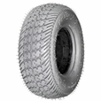 "8""x2.50"" Foam-Filled Mobility Tire with Durotrap Knobby Tread (Primo)"