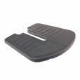 "9.55"" Grid Style Rubber Floormat for Jazzy Power Chairs"