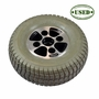 9x3.50-4 Foam Filled Drive Wheel Assembly for the Hoveround� MPV5� (Used)