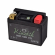 12 Volt 7 Ah YTX4L-BS/YTX5L-BS Replacement Lithium-Iron (LiFePO4) Battery (Phantom)