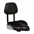 Backrest Saddle Seat for Bikes & Scooters (Sunlite)
