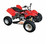 Baja Storm 125 (STR125) 125cc ATV Parts