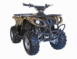 Baja Wilderness Trail 90 (WD90-U) 90cc ATV Parts
