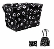 Basket Liner & Carrying Sack with Drawstring (Multiple Choices)