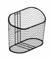 Baskets without Mounting Hardware