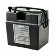 Battery Box Assembly (with batteries) for the Amigo Classic FD, Travel Mate III, and Viva