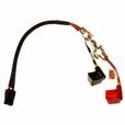 Battery Cable with Fuse and Holder for the Merits Road King (S148)