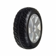 Black Flat Free Rear Wheel Assembly for the Pride Maxima (SC940)