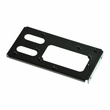 Black Powder Coat Controller Mount Plate for the Pride Celebrity X (SC4001/SC4401)