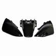 Black Rear Fender Set for 49cc, 50cc, & 70cc Dirt Bikes