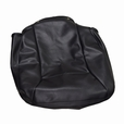 Black Vinyl Seat Base Cover for the Jazzy Select Elite (Multiple Sizes)