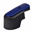 Blue Caster Cap and Cover Assembly for the Jazzy J6, 610, & Quantum Q610