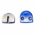 Brake Pads for Currie YK2 Disc Caliper (Set of 2)