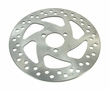"5-7/16"" (140 mm) Disc Brake Rotor with 3 Mounting Holes"
