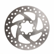 "5-1/​2"" Disc Brake Rotor with 6 Mounting Holes & Star Mount"