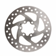 """5-1/2"""" Disc Brake Rotor with 6 Mounting Holes & Star Mount"""