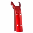 Candy Apple Red Front Tiller Shroud for the Pride Celebrity X (SC 4001, SC4401)